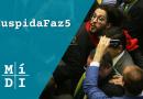 Cuspe de Jean Wyllys em Jair Bolsonaro completa 5 anos
